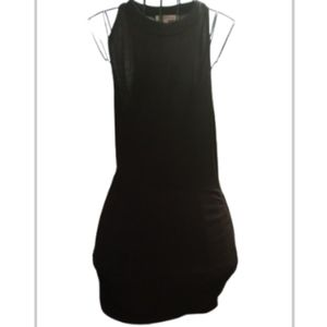 Charlotte Russe cute fitted little black dress